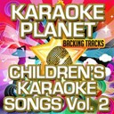 A-Type Player - Children's karaoke songs , vol. 2 (karaoke version)