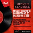 Herbert Von Karajan / The Philharmonia Orchestra / Walter Gieseking - Mozart: concerto pour piano no. 23 in a major, k. 488 (mono version)