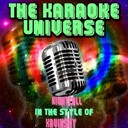 The Karaoke Universe - Nightcall (karaoke version) (in the style of kavinsky)