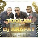 Toofan - Apero (feat. dj arafat) (remix)
