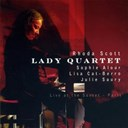 Lady Quartet / Rhoda Scott - Live at the sunset / paris