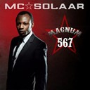 Mc Solaar - Magnum 567   (pack contenant 3 albums de mc solaar : cinqui&egrave;me as, mach 6 et chapitre 7)