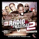 Dj Cut Killer - Radio freestyle, vol. 2