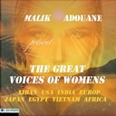 Malik Adouane - The great voices of womens (usa india liban europ egypt japan vietnam)