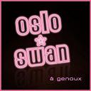 Oslo Swan - A genoux