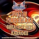 All American Karaoke - Justin timberlake (greatest hits karaoke) (karaoke in the style of justin timberlake)