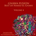 Hamid El Gnawi - Gnawa fusion, vol. 4