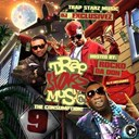 Big Bank Black / Dj Pexculivez / Gucci Mane / Hitman Shawty / Lil Wayne / Shawty Lo / Str8 Dropp Tha Prophet / U.s.d.a. - Trap starz music 9 (the consumption!)