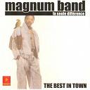 Magnum Band - La seule différence : the best in town (haïti konpa)