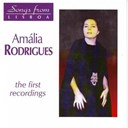 Amália Rodrigues - Songs from portugal