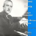 Claudio Arrau - Liszt - albeniz - debussy (piano pieces)