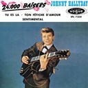 Johnny Hallyday - 24000 baisers, vol. 7 (version coffret les ann&eacute;es vogue, vol. 2)