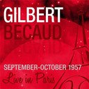 Gilbert Bécaud - Live in paris
