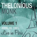 Thelonious Monk - Live in paris, vol. 1