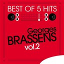 Georges Brassens - Best of 5 hits, vol. 2 - ep
