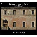 Benjamin Alard - Bach: clavier übung ii