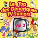 Junior Family - Le top des g&eacute;n&eacute;riques tv juniors, vol. 2 (special dessins anim&eacute;s)