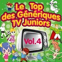 Junior Family - Le top des g&eacute;n&eacute;riques tv juniors, vol. 4 (special manga boys)
