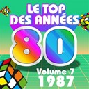 Pop 80 Orchestra / Pop Soleil Orchestra / The Romantic Orchestra / The Top Orchestra - Le top des années 80, vol. 7 (1987)