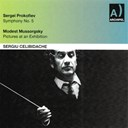 Sergiu Celibidache - Sergei prokofiev : symphony no. 5 - modest moussorgsky : pictures at an exhibition