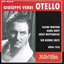 Sir Georg Solti - Giuseppe verdi : otello (sung in german) (köln 1958)
