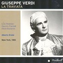 Alberto Erede / Calvin Marsh / Carlo Forti / Carlo-Maria Giulini / Chorus Of The Metropolitan Opera House / Chorus Of The Metropolitan Opera House, Alberto Erede Giacinto Prandelli / Ettore Bastianini / Franco Ricciardi / Gabor Carelli / George Cehanovsky / Giacinto Prandelli / Giacinto Prandelli, Charles Anthony, Lawrence Davidson / Giacinto Prandelli, Gabor Carelli / Giacinto Prandelli, Heidi Krall / Giacinto Prandelli, Heidi Krall, Gabor Carelli / Giacinto Prandelli, Maria Leone, Charles Anthony / Giacinto Prandelli, Osie Hawkins, Maria Leone / Giuseppe Di Stefano / Heidi Krall / Heidi Krall, Gabor Carelli / Licia Albanese / Luisa Mandelli / Maria Callas / Maria Leone / Maria Leone, Giacinto Prandelli / Maria Leone, Osie Hawkins / Orchestra Del Teatro Alla Scala Di Milano / Orchestra Of The Metropolitan Opera House / Osie Hawkins / Osie Hawkins, Maria Leone, Charles Anthony, Lawrence Davidson - Giuseppe verdi: la traviata (new york 1955)