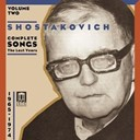 Dmitri Shostakovich - Complete songs 1965-1974 /vol.2