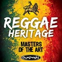 Al Campbell / Colour Code / Delicate / George Nooks / Horace Andy / Ja-13 / Jimmy / Junior Reid / Luciano / Michael Rose / Nitty Gritty / Peter Hunnigale / Richie Spice / Rico Rodriguez / Robbie / Sly / Sugar Minott / Tarrus Riley / The Taxi Gang / Tippa Irie / Tony Curtis - Reggae heritage (masters of the art)