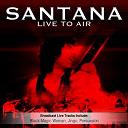 Carlos Santana - Live to air