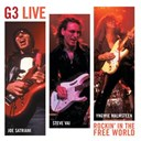 G3 / G3 / Joe Satriani - rockin' in the free world (live)