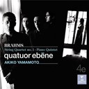 Quatuor Eb&egrave;ne - Brahms: piano quintet no. 1