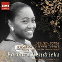 Barbara Hendricks - Debussy: songs & a homage to jennie tourel