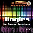 The Professional Dj - Jingles for special occasions, vol. 1