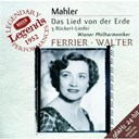 Bruno Walter / Gustav Mahler / Julius Patzak / Kathleen Ferrier / Wiener Philharmoniker - Mahler: das lied von der erde; 3 r&uuml;ckert lieder
