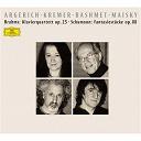 Gidon Kremer / Martha Argerich / Mischa Maisky - Brahms: klavierquartett op.25 ? schumann: fantasiestücke op.88