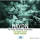 "Joseph Haydn / The English Concert / Trevor Pinnock - Haydn: the ""sturm & drang"" symphonies"