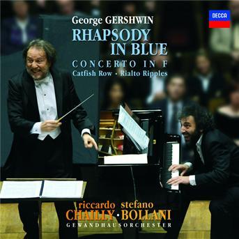 George Gershwin (CD, DVD) U0028947639220