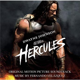 Fernando Velázquez - Hercules (original motion picture soundtrack)